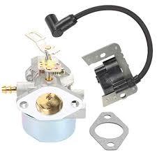 Amazon.com: Hilom Carburetor Ignition Coil For Tecumseh 640349 ...