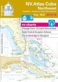 Nv Charts Region 10 2 Cuba Northwest