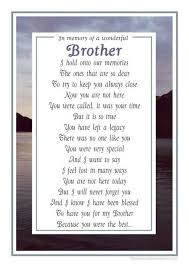 Loss Of A Brother Quotes