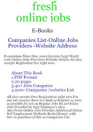 online jobs companys list fresh online jobs onlinejobs middot onlinejobs middot online jobs