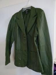 metro style leather jacket