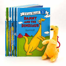 Danny And The Dinosaur Danny And The Dinosaur Book And Backpack Pull Set