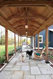 covered patio path
