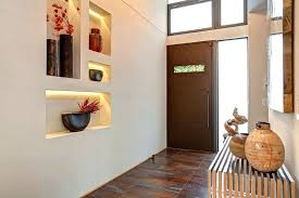 wall niche lighting. Interesting Wall Niche Lighting Foyer Remodel Entry Contemporary With Recessed Wall  Hand Front Doors With Wall Niche Lighting I