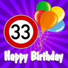 33 Geburtstag Glückwünsche Und Sprüche