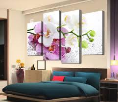 Modern Art Bedroom Bedroom Wall Art Canvas