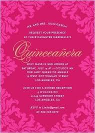 Invitations Quinceanera Quincenera Invitation Invitations Quinceanera Stores Near Me