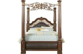 Queen Canopy Beds: Affordable Queen Size Canopy Bed Frames