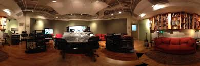 Studio A's Control Room