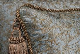 Decorative Fabric Trim Anatomy Of A Decorative Pillow Part 1 Pillow Designs Fabrics Trims