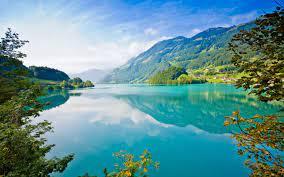 Lake Beautiful Landscape Wallpaper HD ...