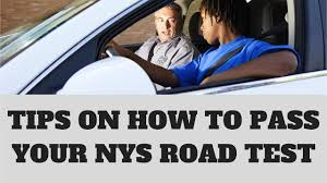Tips On How To Pass Your New York Road Test Pass Your First Time