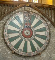 winchester table ronde du roi arthur the round table is the very symbol of king arthur