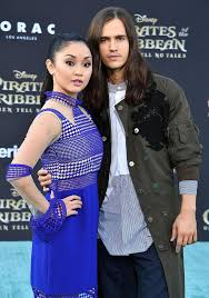 Teen vogue's january cover star lana condor has made the move to music. Lana Condor And Her Boyfriend Anthony De La Torre Send Each Other Love Letters Irl Lana Condor Trend News Lana