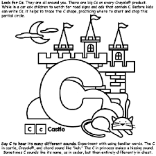 Then these free coloring pages will be the perfect addition to your lesson plan. Alphabet C Coloring Page Crayola Com