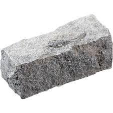 Palisaden Granit Rund