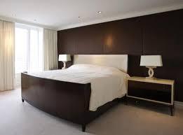 Bedroom Paint Colors for Men dark brown