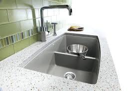 white porcelain double kitchen sink ningxu