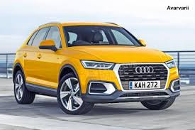 New Audi Suv Spied For The First Time Auto Express