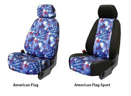 military camo seat covers in a variety