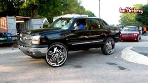 Avalanche chevy avalanche 33 inch tires : Chevy Avalanche Truck on 30