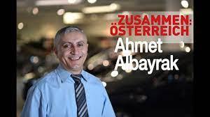 Ahmet Albayrak - ZUSAMMEN:ÖSTERREICH Integrationsbotschafter, Autoverkäufer  [DE] [HD] - YouTube