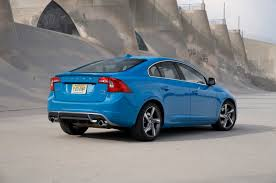 Volvo S60 R Design Nav Before The Test Drive Thoughts On The Blue Volvo S60 R Design