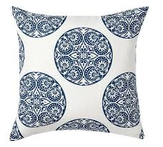 66 best Blue and White Pillows images on Pinterest