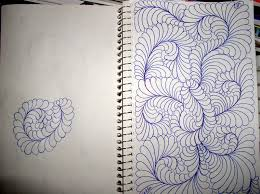 patterns to draw on graph paper simple cool designs draw paper design just flows out tierra este