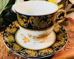 Decorative Cup And Saucer Holders Tea cup and saucer Etsy 90