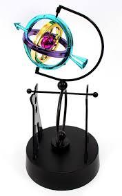 perpetual motion desktop toy