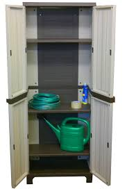 Tall Outdoor Storage Cabinet Cymun Designs - Exterior storage cabinets