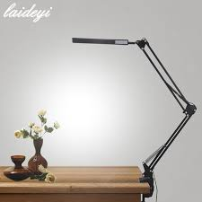 lamp office. LAIDEYI Desk Lamp Clip Office Led Flexible Table Reading Light Free