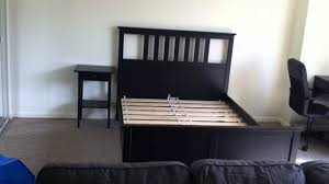 ikea hemnes bed assembly service video at Geor own University