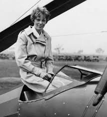 best amelia earhart ideas amelia earhart amelia earhart the first female pilot to fly across the atlantic ocean mysteriously disappeared