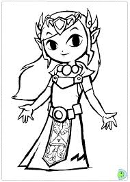 Small Picture Beautiful Link Coloring Pages Pictures Amazing Printable