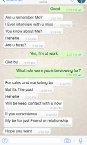 hr recruiters of which is the worst job interview you have but tbh his actual interview must have been unmemorable because i don t remember him at all