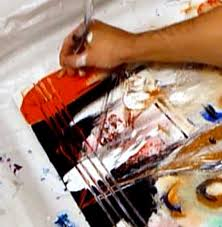 abstract art painting ideas techniques tips tricks and tools at abstractartlesson com you