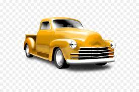 Pickup truck Classic car Clip art - Classic Cliparts png download ...