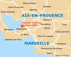 map of provence and and aix en provence pic boisé Maps Aix En Provence marseilles_city_map map aix en provence france