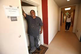 Affordable permanent housing opens in the city of Bell - Los Angeles Times