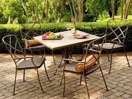 image of top woodard patio furniture