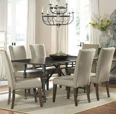 ... Large Image for Contemporary Upholstered Dining Chairs Uk Room Sets Fabric  Ideas Table Upholstery For ...