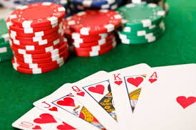 Once you play with clay chips, you won't want to play with anything else. Hollywood S Poker Club And The Ultimate Bluff British Gq