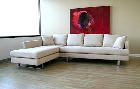 Sectional Sofa Modern How To Match Modern Sectional Sofas