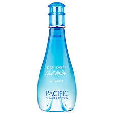 <b>Davidoff Cool Water Pacific</b> Summer For Her Eau de Toilette Spray ...