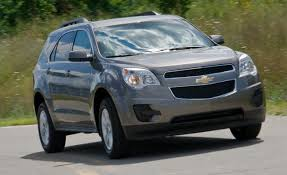 Equinox brown chevy equinox : 2010 Chevrolet Equinox LT – Instrumented Test – Car and Driver