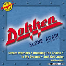 Alone Again - Lyrics and Music by Dokken arranged by VoHFF_P34R