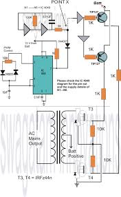 diagrams wonderful schematic diagram of inverter dc to ac wiring ac capacitor wiring colors at Trane Compressor Wiring Diagram