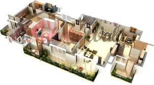 home design floor plans. 3d House Floor Plans Designs Design Plan Customized Home Beautiful .